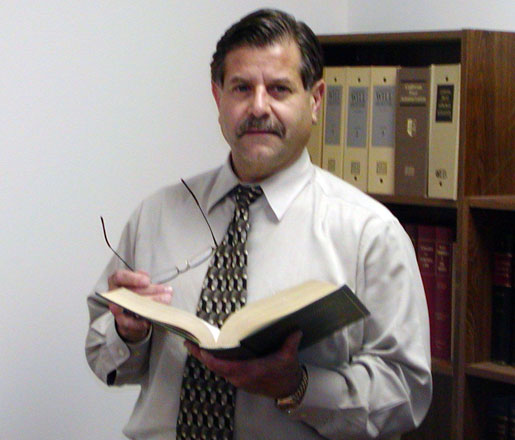 Anthony J. Montisano Jr., Attorney At Law